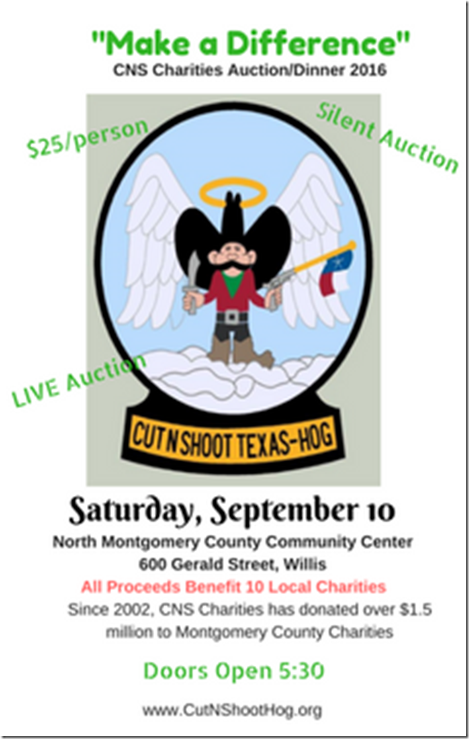 Cut n shoot charities make a difference to local nonprofits