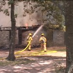 CRYSTAL FOREST HOUSE FIRE 1