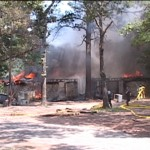 CRYSTAL FOREST HOUSE FIRE