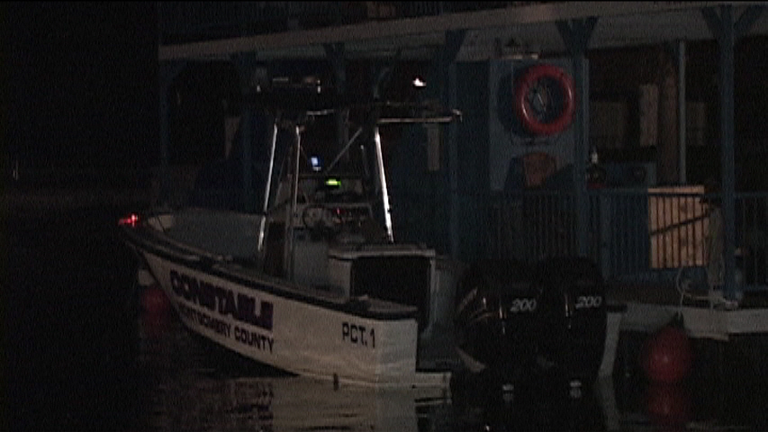 061310 REPORTED DROWNING ON LAKE CONROE 1