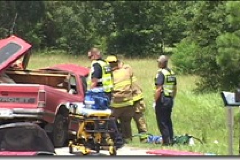 FATAL ACCIDENT ON FM3083