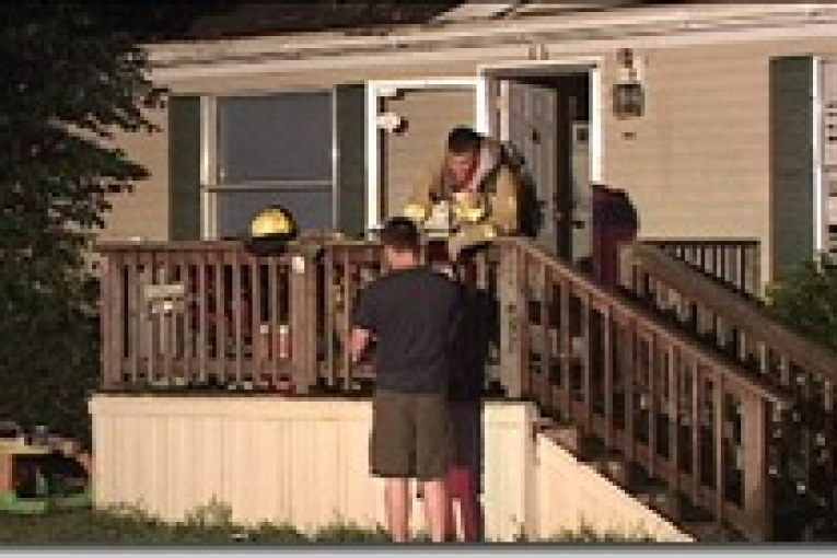 TWO BURNED IN CUT AND SHOOT HOUSE FIRE