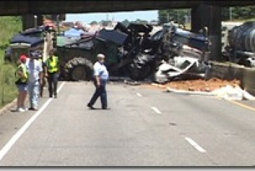 (UPDATED)TWO KILLED IN MASSIVE ACCIDENT ON US59