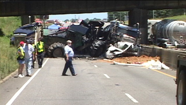 Texas Car Inspection >> (SEE UPDATED FILE ABOVE)DOUBLE FATAL ACCIDENT HAS FREEWAY CLOSED