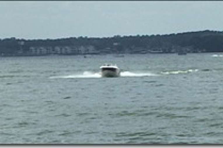 SEARCH CONTINUES FOR DROWNING VICTIM ON LAKE CONROE**UPDATE**