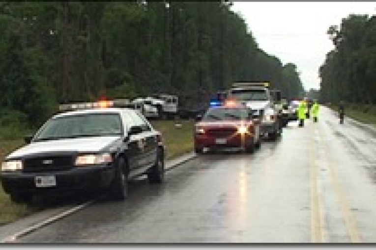 FATAL ACCIDENT DURING RAIN IN WEST COUNTY