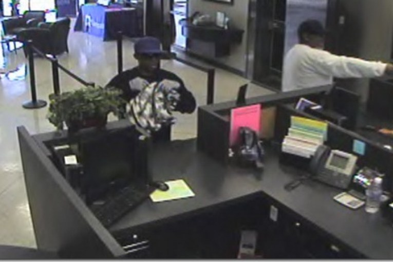 "Photos Released of ""Dangerous Duo"" Who Robbed a SPRING Bank"