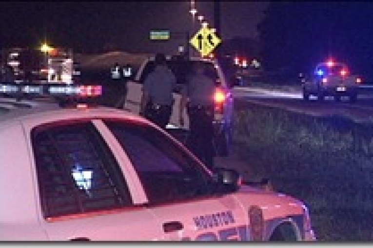 ACCIDENT FATAL TO NEW CANEY MAN