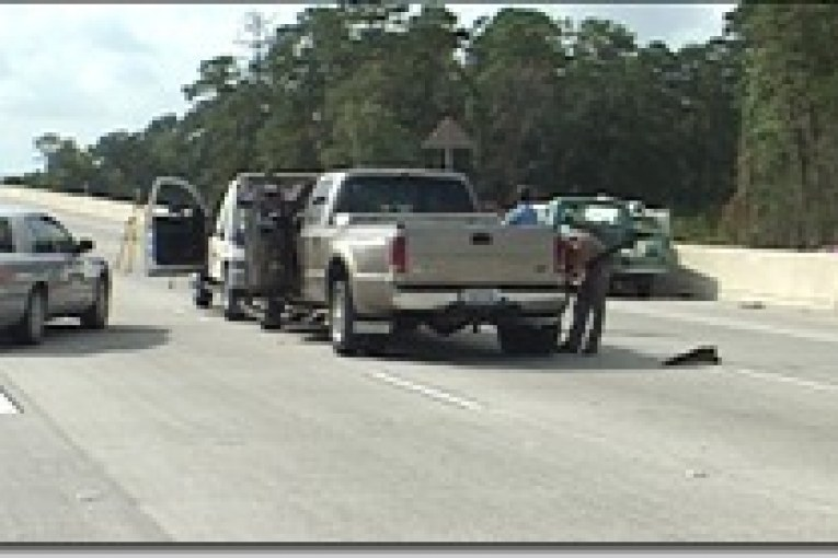 FATAL ACCIDENT ON US59 AT NORTHPARK
