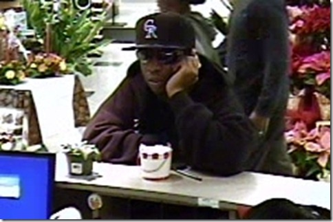 Impatient Bank Robber Finally Gets Away with Cash