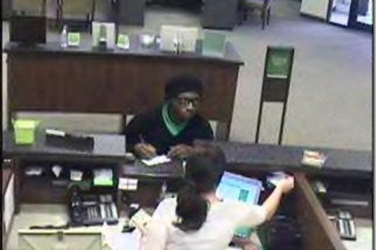 REGIONS BANK COLLEGE PARK ROBBED