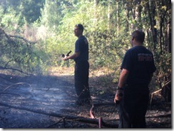 MONTGOMERY COUNTY BURN BAN REMAINS IN EFFECT