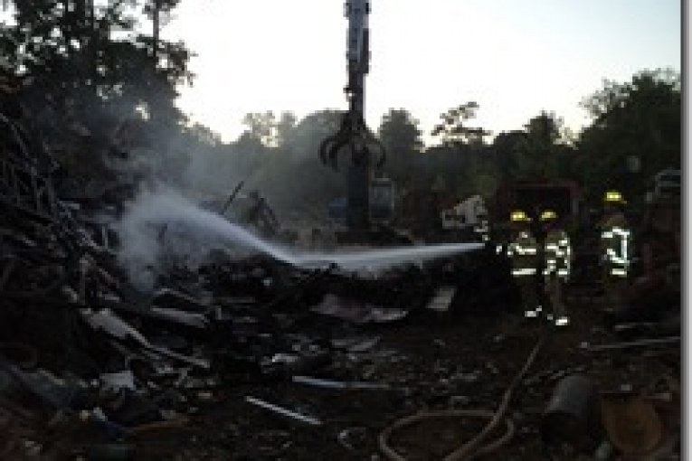 WILLIS FIRE DISPATCHED TO SAME LOCATION AS YESTERDAY