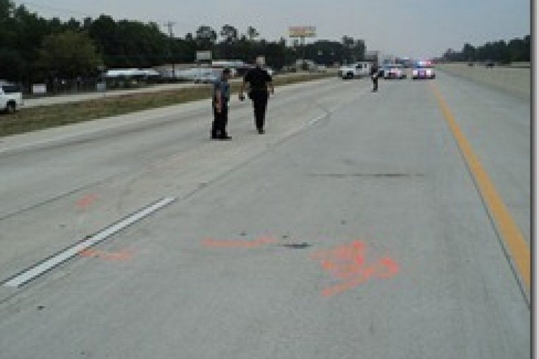 MAJOR ACCIDENT CLOSED US 59 SUNDAY AFTERNOON