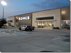 ROBBERY IN CONROE