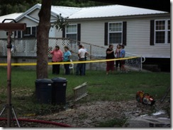 explosion turns to 2 alarm fire in grocevile