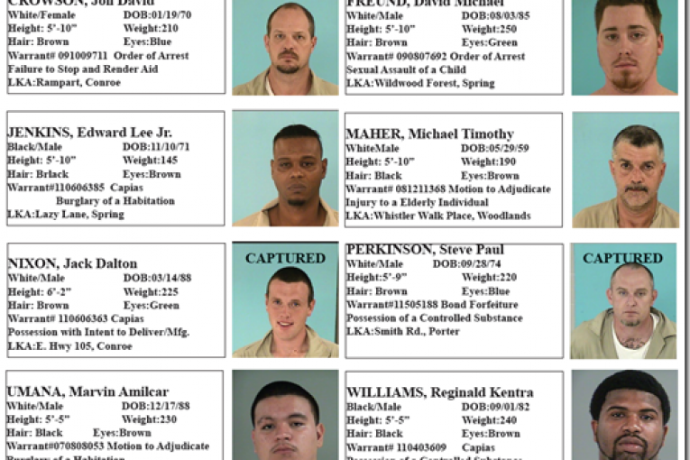 CRIME STOPPERS FOR JULY 8, 2011