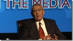 dan rather returns to sam houston university