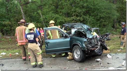 DOUBLE FATAL ACCIDENT ON FM 1485