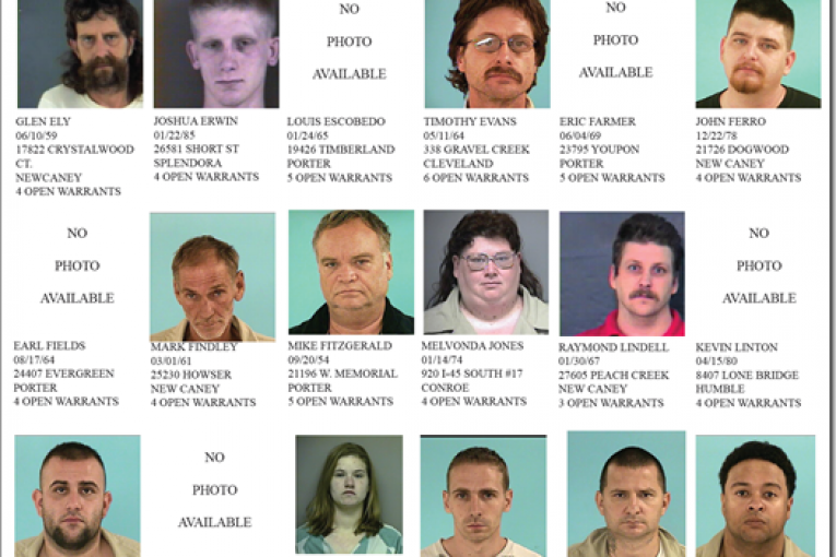 PRECINCT 4 FEATURED FUGITIVES FOR WEEK ENDING SEPTEMBER 30, 2011