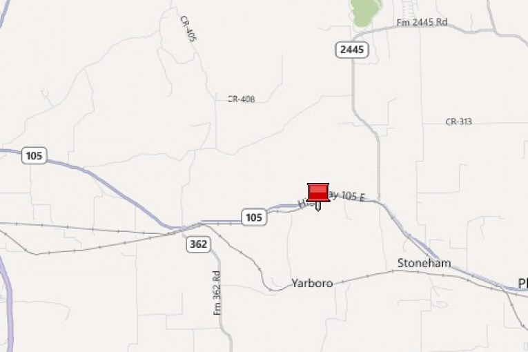 FATAL ACCIDENT ON SH105
