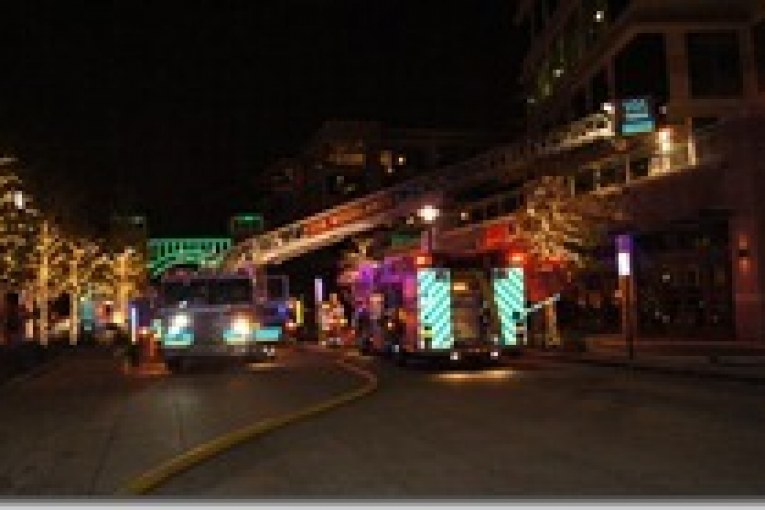 TWO ALARM FIRE DAMAGES TWO POPULAR WATERWAY RESTAURANTS
