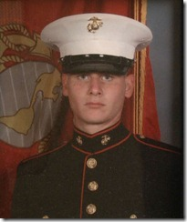 Fallen WILLIS MARINE COMES HOME MONDAY– Please Honor Him By Lining The Path