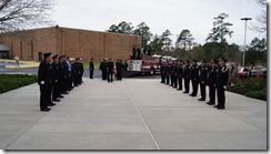 conroe pays last respects to fire department lt. tom graham