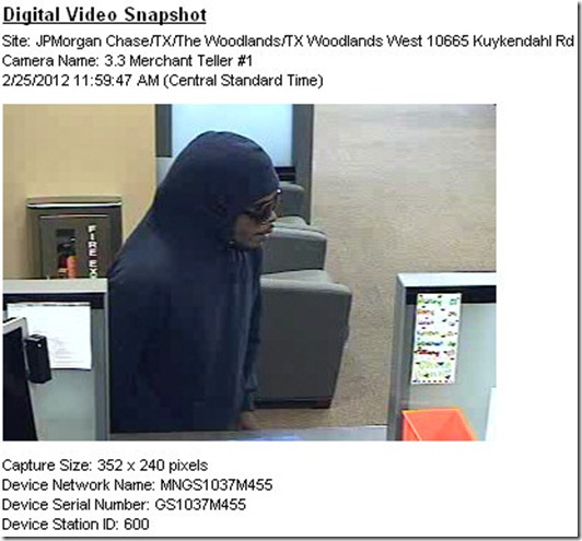 BANK ROBBERY UPDATE | Montgomery County Police Reporter