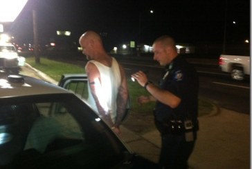 CONROE PD TAKE ANOTHER INTOXICATED DRIVER OFF THE ROAD