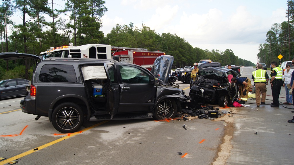 Nissan Conroe FM 1488 REOPENS AFTER FATAL CRASH