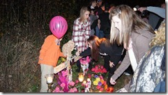 vigil held for willis teen