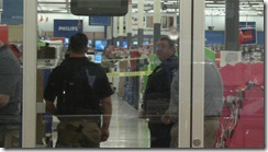 POLICE CONTINUE TO INVESTIGATE WALMART SHOOTING-VIDEO ADDED