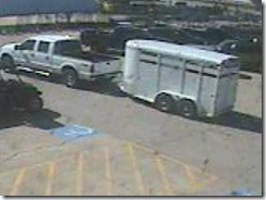 CONSTABLES STILL SEARCHING FOR HORSE, TRUCK AND TRAILER