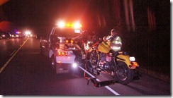 motorcycle crash takes mans life