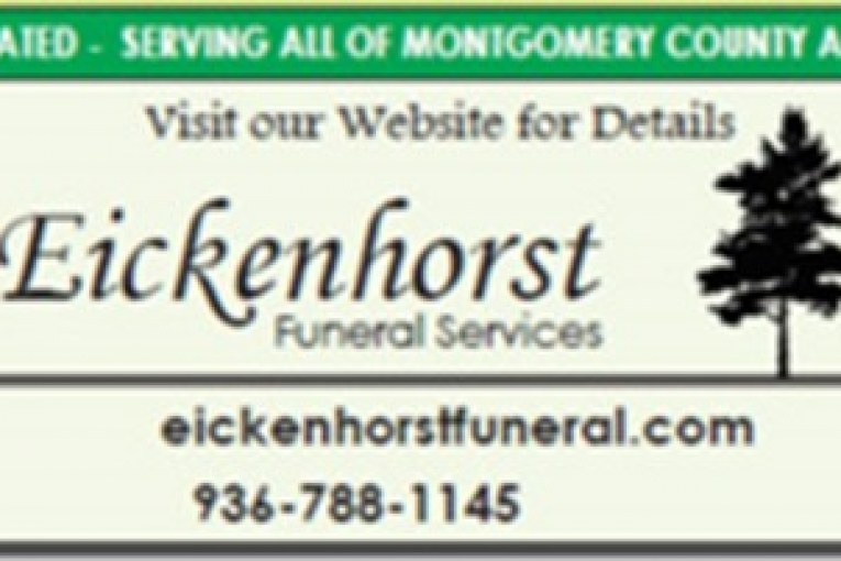 CLARENCE RICE  OF MONTGOMERY PASSES