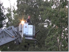 071514 PORTER MAN TRAPPED IN TREE.Still015