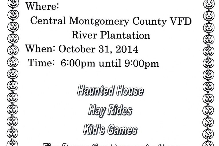 Visit the Haunted Firehouse!