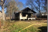 HOUSE FIRE IN CONROE
