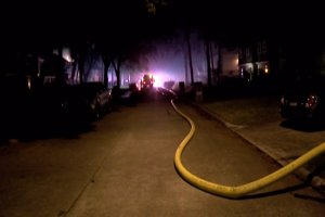 HAVENWOODS HOUSE FIRE