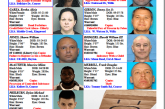Crime Stoppers Featured Felons 11.04.16 (updated)