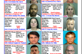 Crime Stoppers Featured Felons 11.18.16