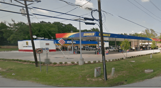 BREAKING – ARMED ROBBERY IN CLEVELAND