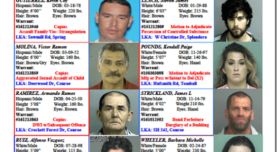 CRIME STOPPERS FEATURED FELONS 12.09.16