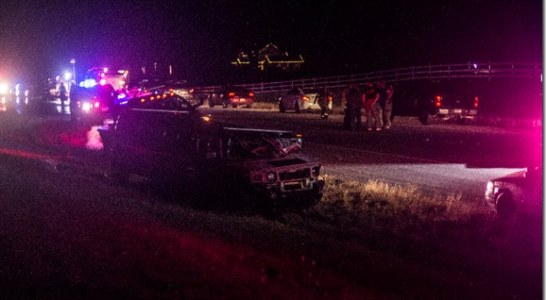 MAJOR OVERNIGHT CRASH ON HWY 19