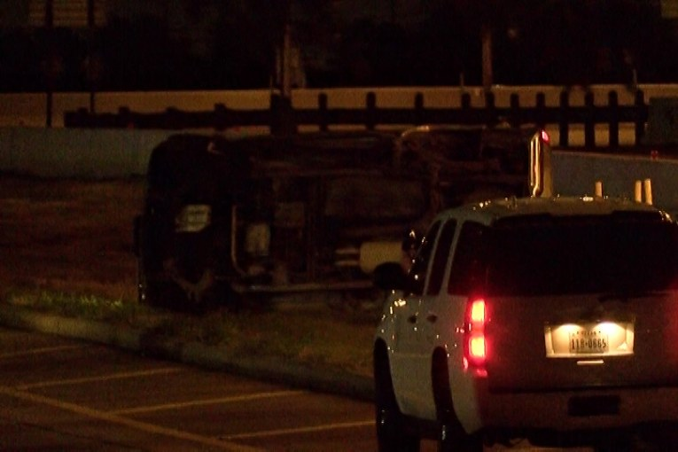 7-YEAR OLD KILLED IN ROLLOVER ACCIDENT