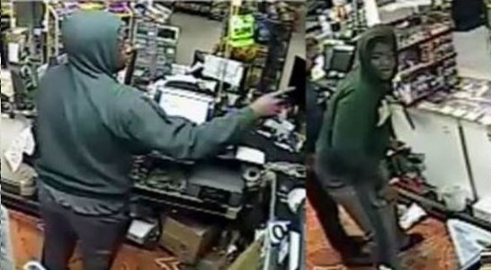 SURVEILLANCE VIDEO, PHOTOS OF WANTED SERIAL ROBBERY SUSPECTS