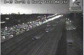 TRAFFIC ALERT – I-45 NORTHBOUND