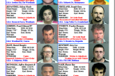 Crime Stoppers Featured Felons 02.10.17