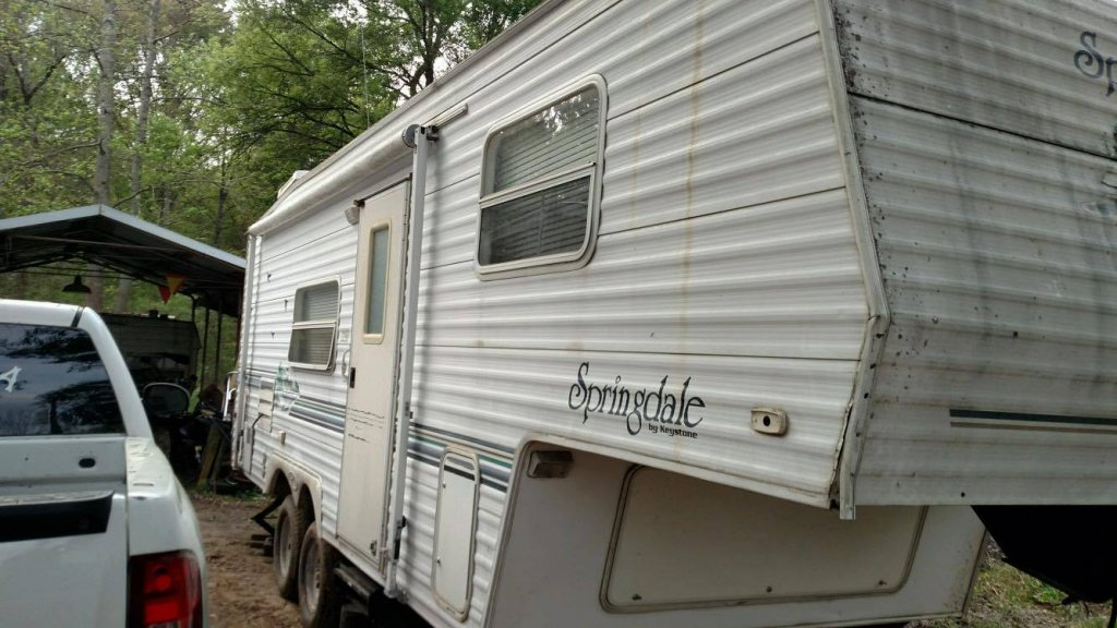 Persistent Constable Recovers Stolen Travel Trailer